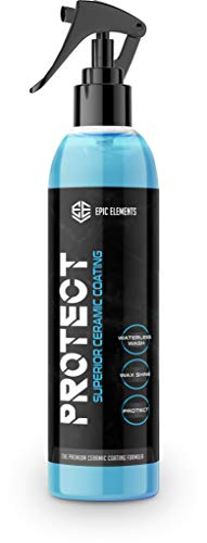 Epic Elements Protect Ceramic Coating for Cars Wax...