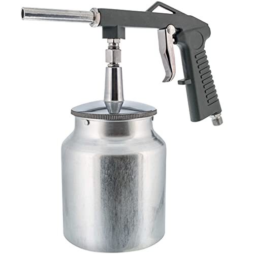 TCP Global Air Undercoating Spray Gun with Suction Feed...