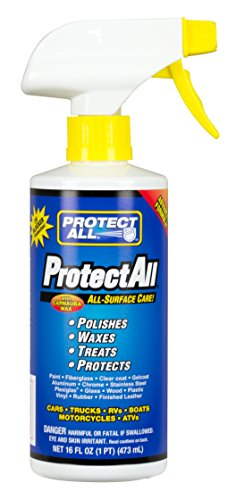 Protect All 62016 All-Surface Care Cleaner, Wax,...