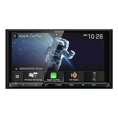 Kenwood Excelon DMX957XR 6.8' Capacitive Touch Panel...