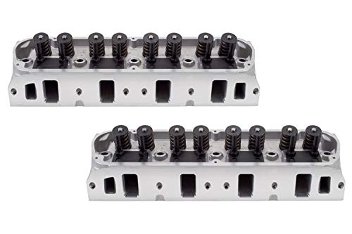 Small-Block Ford E-Street Cylinder Heads 2.02'