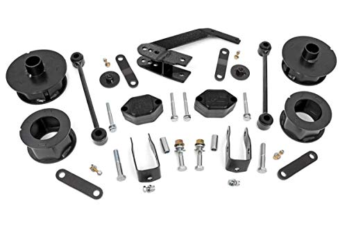 Rough Country 2.5' Lift Kit (fits) 2007-2018 Jeep...