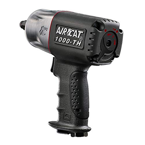 AIRCAT 1000-TH 1/2-Inch Composite Air Impact Wrench...