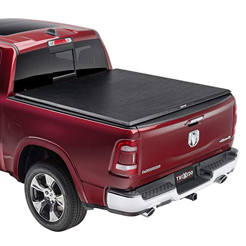TruXedo TruXport Soft Roll Up Truck Bed Tonneau Cover |...