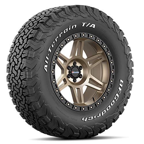 BFGoodrich All Terrain T/A KO2 Radial Car Tire for...