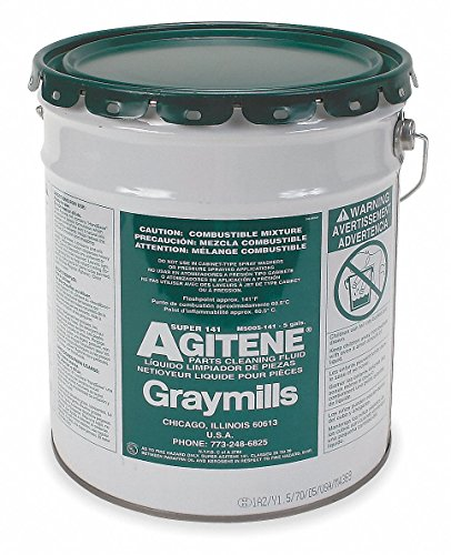 Graymills M5005-141 5 Gallons Cleaning Solvent Super...