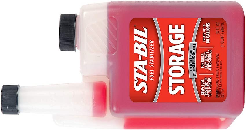 Best Fuel Stabilizer For Small Engines