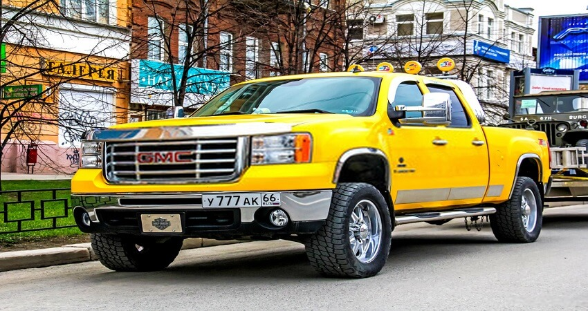 how to engage 4 wheel drive gmc sierra