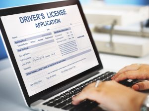 Can I renew my license online