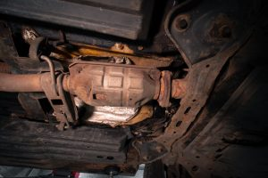 How do I know if my catalytic converter is failing