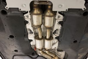 How much can I get on average for a catalytic converter