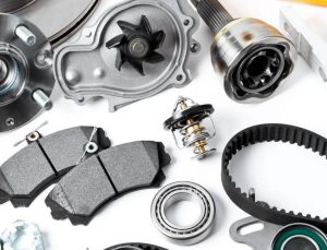 Types of parts