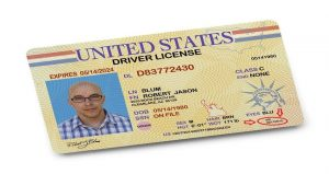 ISS on a driver's license mean