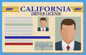 Renewing your license at the DMV